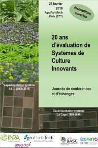 20 ans d'évaluation de systemes de culture innovants