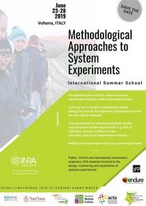 Ecole-chercheurs internationale
