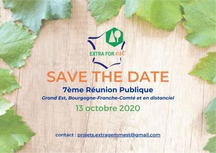 [13/10/2020] 7ème réunion publique du projet EFE