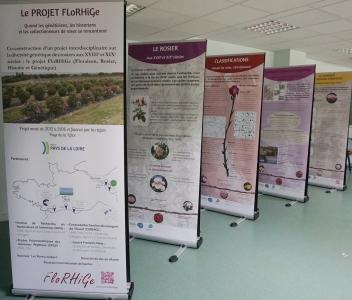 Une exposition itinérante sur le projet