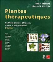 plantes therapeutiques
