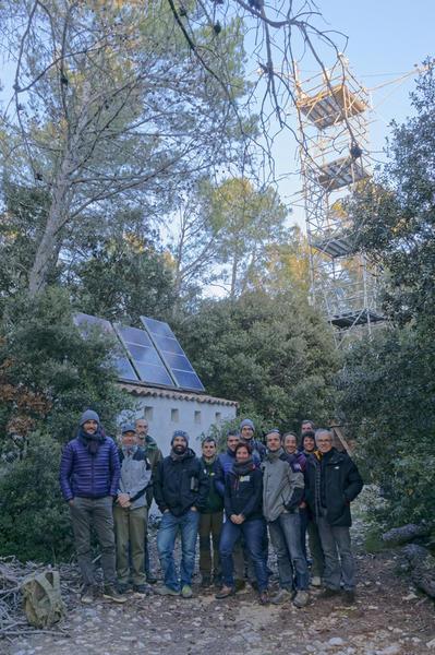 Visite de l'agence française de la biodiversité