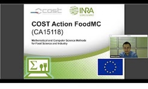 01 - Overview of COST Action FoodMC (Alberto Tonda)