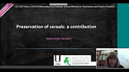 04 - Preservation of Cereals (Maria Otilia Carvalho)