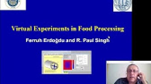 06 - Virtual Experiments in Food Processing (Ferruh Erdogdu)