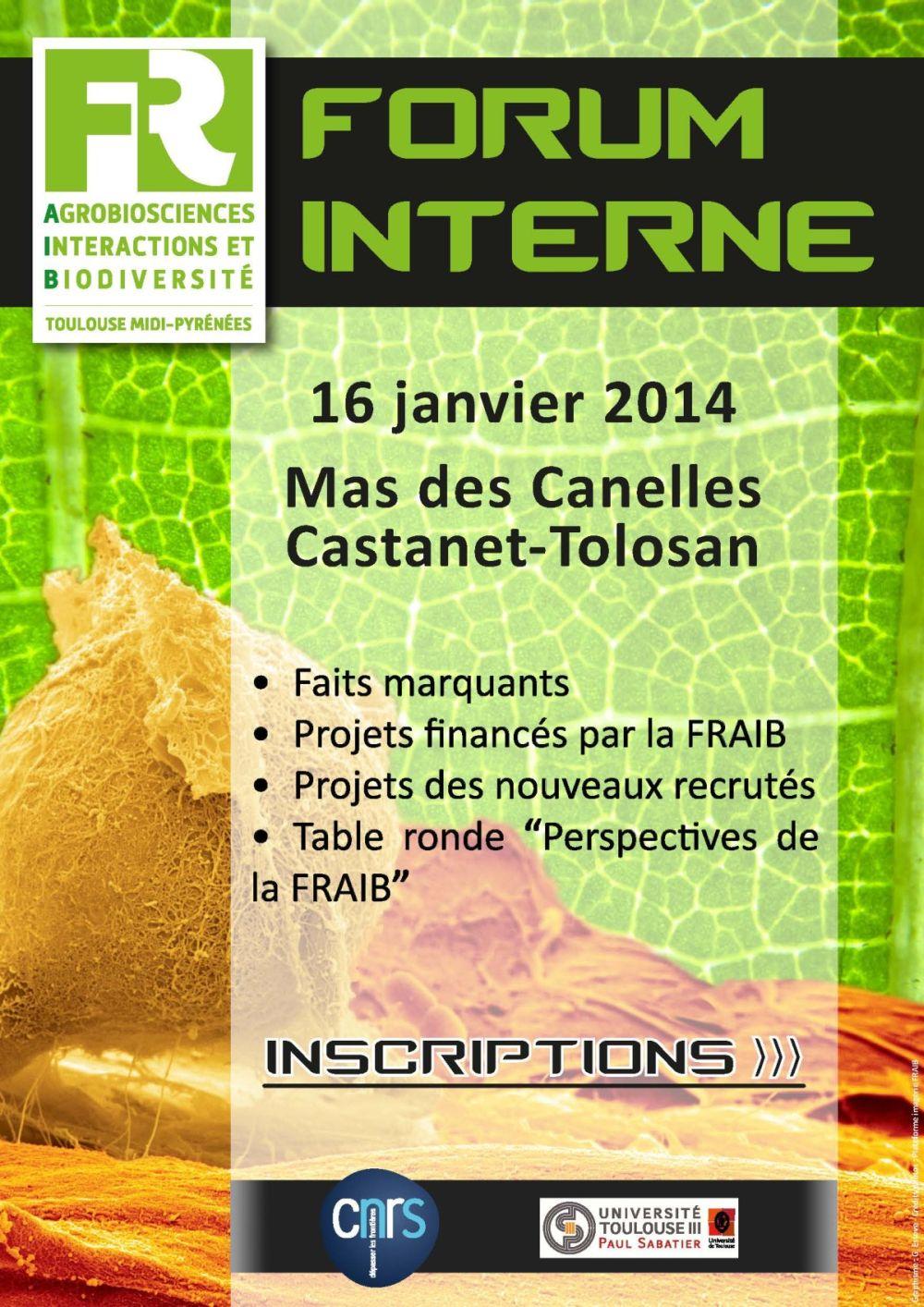 Forum interne FRAIB