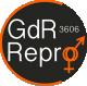 Logo GDR