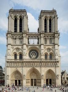 Image Notre Dame de Paris