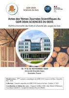 actes du GDR Bois 2020