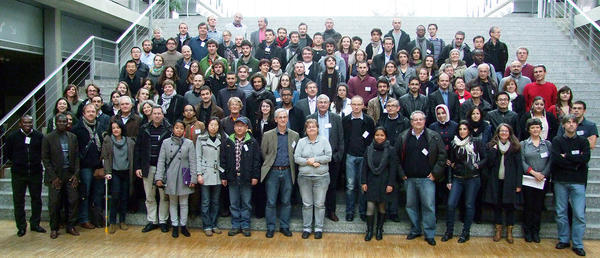 photo de groupe participants GDR 2013