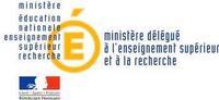 Logo Ministère de l'Education Nationale de l'enseignement supérieur et de la recherche