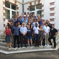 Pluribois 2017 photo de groupe ESPE