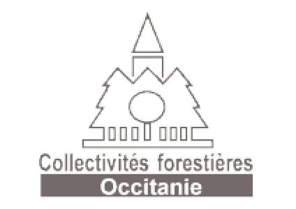 logo collectivités forestières Occitanie