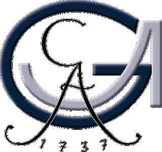 Logo université de Goettingen