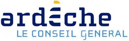 logo conseil général ardèche