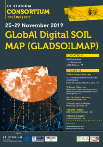 First meeting of the GLADSOILMAP project