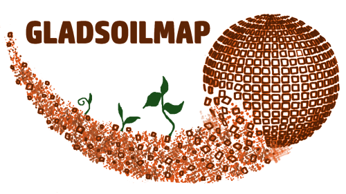 Download the GLADSOILMAP project logo
