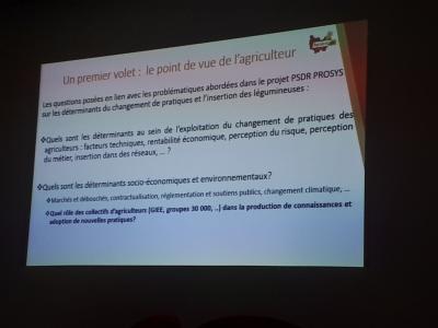 Analyse des déterminants socio-économiques de la transition agroécologique
