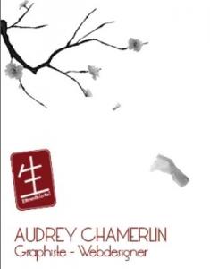 Audrey LENOBLE-CHAMERLIN - Graphiste
