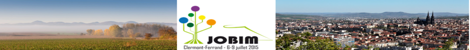 Welcome  to Clermont-Ferrand for JOBIM 2015
