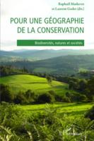 2) Pour une géographie de la conservation