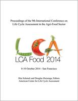 LCA Food 2014 Proceedings