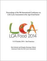 LCA Food 2014 Proceedings