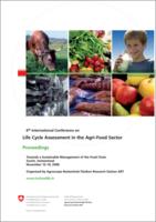 Proceedings - LCA Food 2008