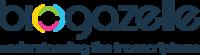 Biogazelle_logo+line_slave