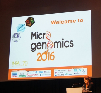 Microgenomics introductory slide