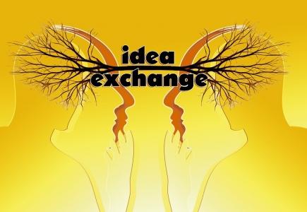 échanges d'idées