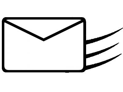message enveloppe