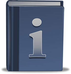 info book