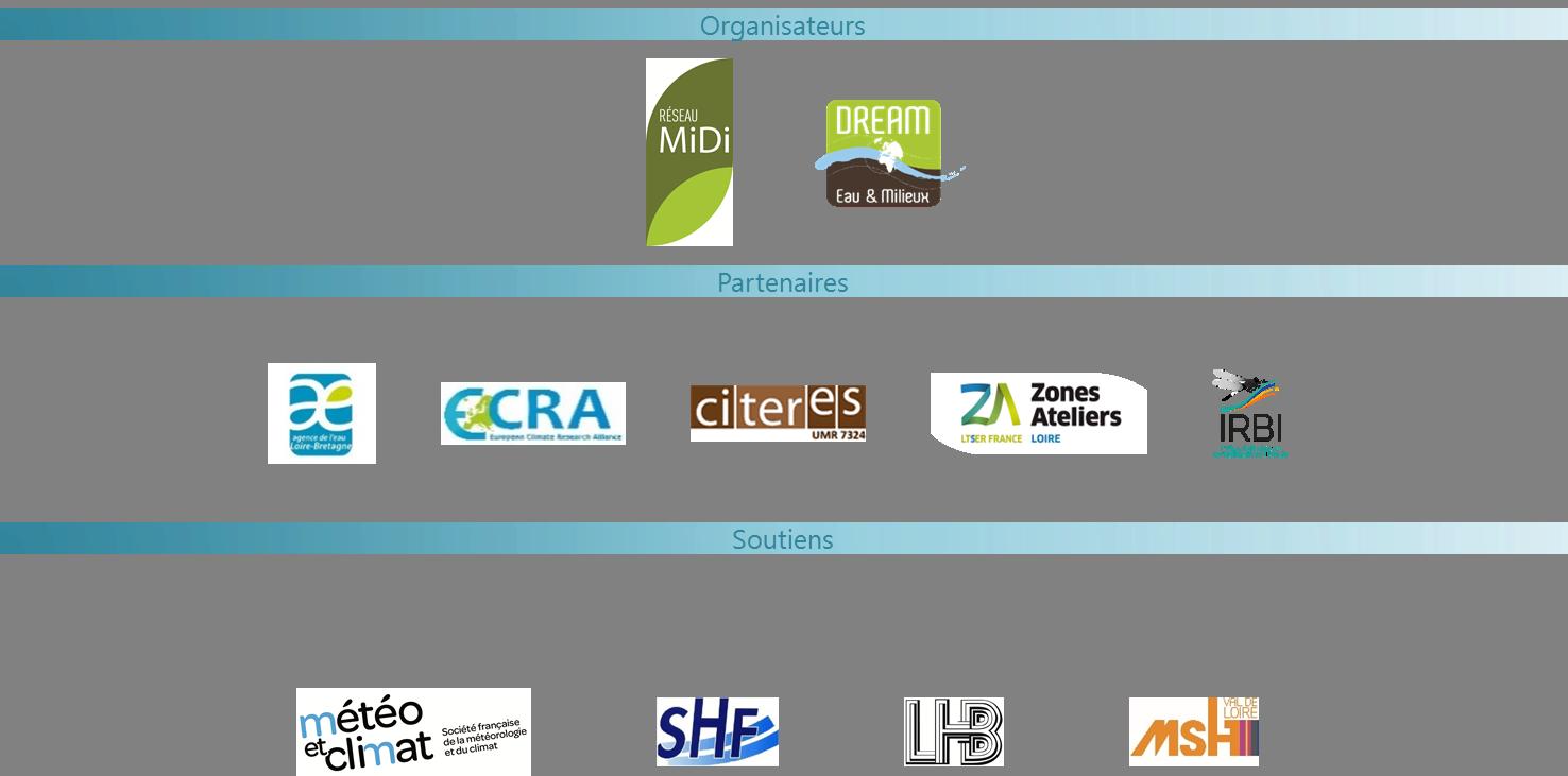organisateurs, partenaires et soutiens