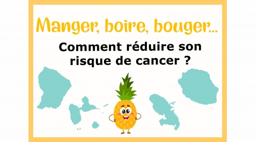 publication collection prévention nutritionnelle cancers Outre Mer