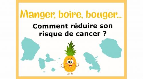 publication collection prévention nutritionnelle cancers Outre Mer