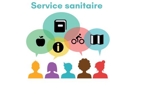 Supports NACRe Service sanitaire etudiants santé 2020
