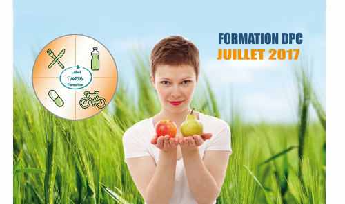Formation NACRe nutrition cancer Paris juillet 2017