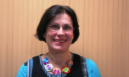 Dr Marie-Christine Boutron-Ruault, directrice adjointe de l'équipe