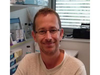 Dr Fabrice Pierre, responsable de l'équipe