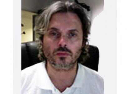 Dr François Vallette, responsable de l'équipe