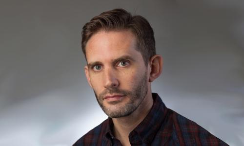 Dr Marc Gunter, responsable de la section
