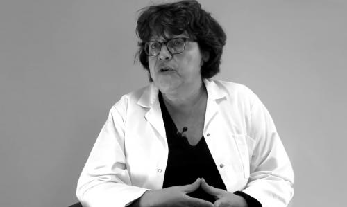 Pr Catherine Muller-Staumont, chef d'équipe