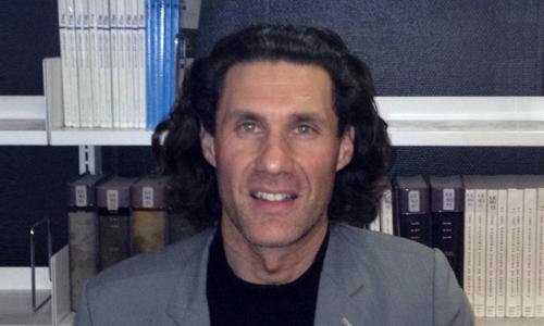 Philippe Terral, responsable de l'équipe