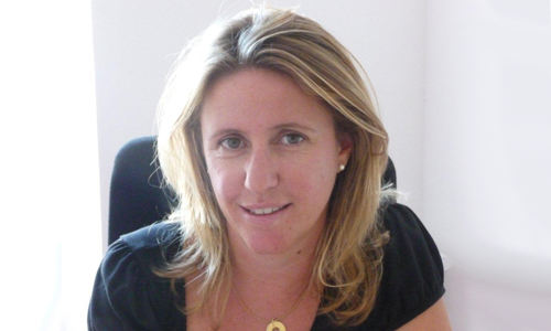 Pr Florence Cousson-Gélie, directrice du laboratoire