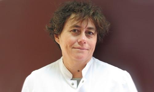 Pr Isabelle Bourdel-Marchasson, responsable de l'équipe