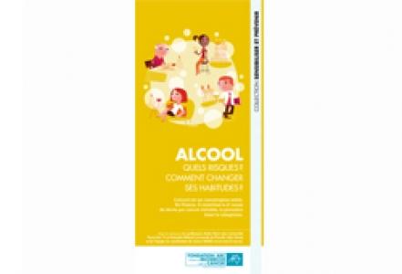 Dépliant Fondation ARC « Alcool. Quels risques ? Comment changer ses habitudes ? » 2017