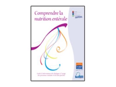 Guide patient comprendre la nutrition entérale