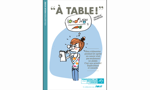 Livret Fondation ARC A table 2017