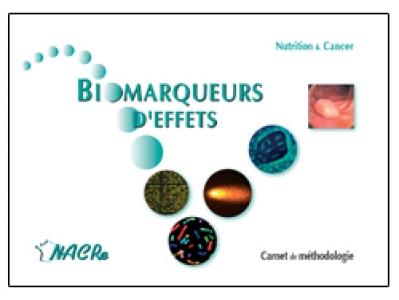 Carnet biomarqueurs d'effets